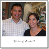 Andrea and Gavin Franklin Ahuriri Pharmacy Napier New Zealand