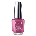 OPI Infinite Shine A-Rose at Dawn Broke -