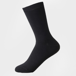 BOODY Women Sock Everyday Black 3-9