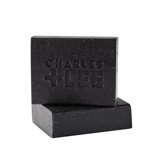 CHARLES + LEE Soap Charcoal 2x100g