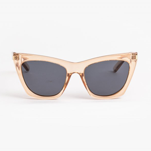 STELLA & GEMMA Sunglasses Clara Transparent Brown