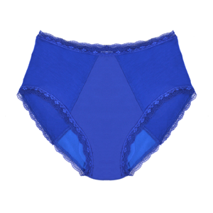 CONFITEX Light Absorbency Full Brief Bamboo Blue