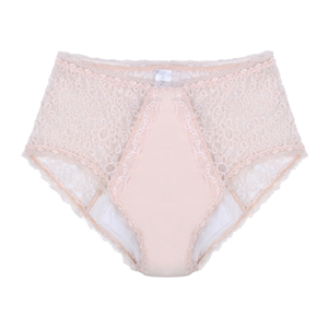 CONFITEX Light Absorbency Full Brief Lace Beige