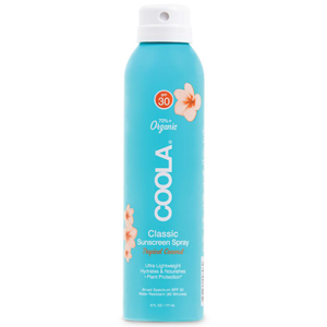 COOLA Classic Sport Continuous Spray SPF30 Tropical Coconut