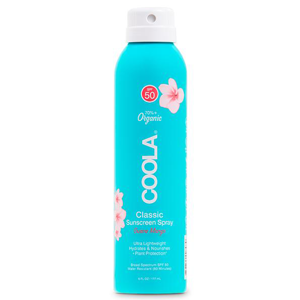 COOLA Classic Sport Continuous Spray SPF50 Guava Mango Eco-lux 236ml