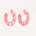 STELLA & GEMMA Earrings Corfu Watermelon