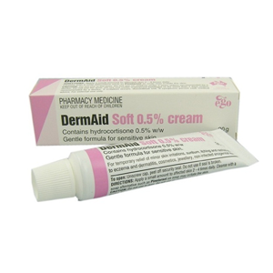 DERM-AID Soft Cream 0.5% 30g