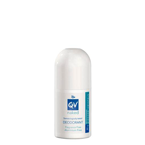 EGO QV Naked Deodorant R/On 80g