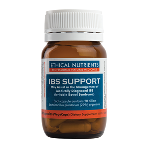ETHICAL NUTRIENTS IBS Support Caps 30