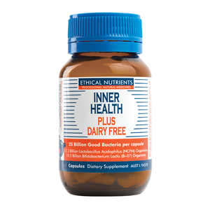 ETHICAL NUTRIENTS Inner Health Plus Dairy Free 30 Capsules
