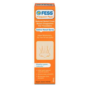 FESS Frequent Flyer Spray 30ml