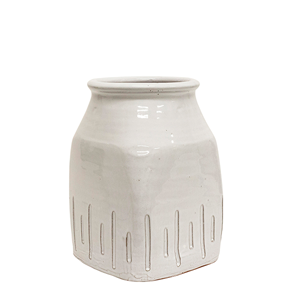 FRENCH COUNTRY Figaro Square Jar