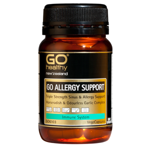 GO HEALTHY Allergy Support 30 Vcap