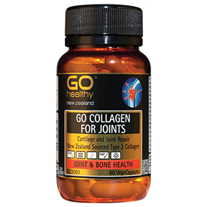GO HEALTHY Collagen For Joints 60 Vcaps