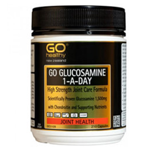 GO HEALTHY Glucosamine 1-a-Day 1500mg 210cap