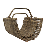 FRENCH COUNTRY Grove Log Basket