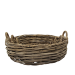 FRENCH COUNTRY Grove Round Basket