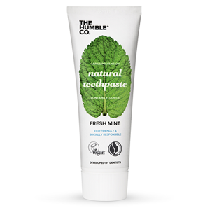 HUMBLE Natural Toothpaste F/Mint 75ml