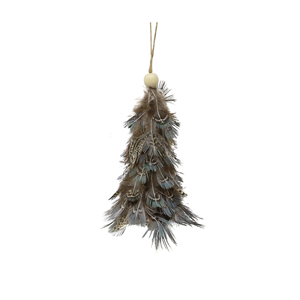 LE FORGE Feather Wreath/Tree Hanger