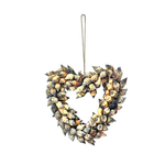 LE FORGE Shell Heart Small Natural