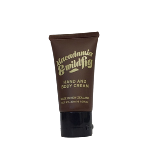 MATAKANA BOTANICALS Macadamia & Fig Hand & Body Cream 30ml