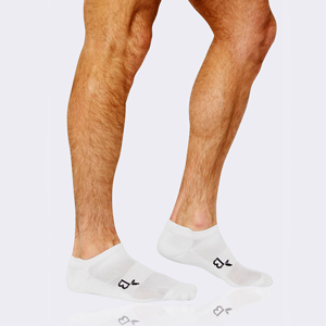 BOODY Active Men R/M Sport Sock White