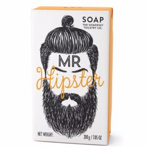 Bearded Man Soap Mr Hipster 200g