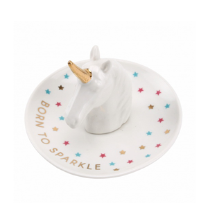 THOUGHTFULLS Nibble Unicorn Ring Dish