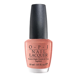 OPI Nail Lacquer Cozu melted in the Sun