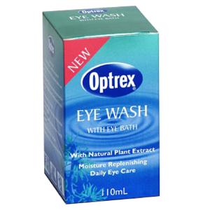 OPTREX Eye Wash +Eyebath 110ml