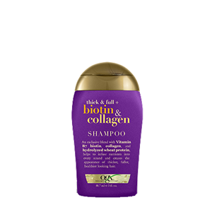 ORGANIX Biotin Collagen Shampoo 88ml