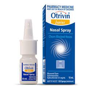 OTRIVIN Decongestant Nasal Spray Junior 10ml
