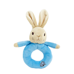PETER RABBIT Peter/Flopsy Ring Rattle