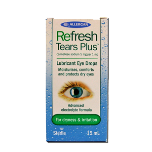 REFRESH Tears Plus Drops 15ml