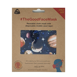 The Good Facemask Reusable Child