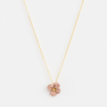 STELLA & GEMMA Necklace Flower Rose