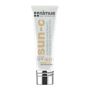 NIMUE Tinted SPF40 Light