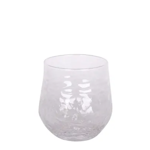 FRENCH COUNTRY Serena Clear Tumblers Set/4