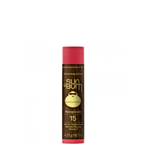 SUN BUM Lip Balm SPF15 Pomegranate