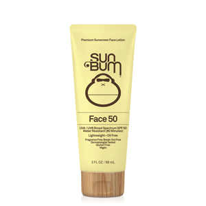 SUN BUM Face Lotion SPF50