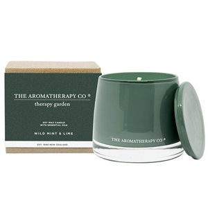TAC Therapy Garden Wild Mint & Lime Candle 260g