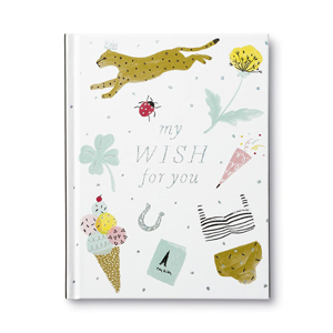 THOUGHTFULLS ARTISINAL Gift Book My Wish For You