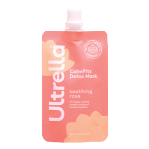 ULTRELLA CalmPits Detox Mask - Soothing Rose 60ml