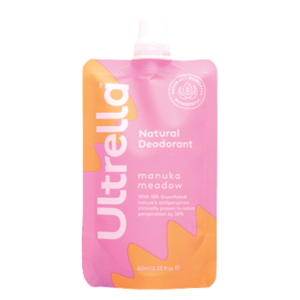 ULTRELLA Natural Deodorant - Manuka Meadow 60ml