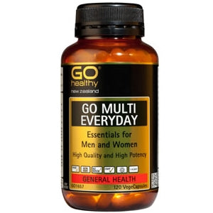 GO HEALTHY Multi Everyday Caps 120