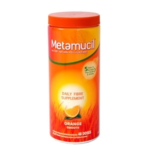METAMUCIL Smooth Powder Orange 283g