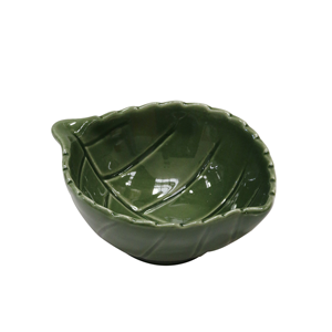 CC INTERIORS Vine Leaf Dish Small
