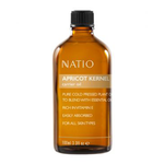 NATIO Carrier Oil Apricot Kernel 100ml