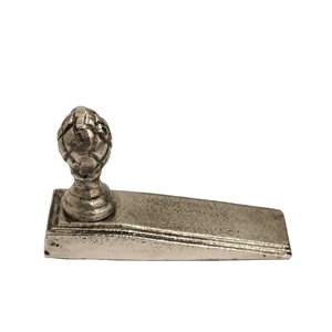 CC INTERIORS Acorn Door Stopper Nickel Antique