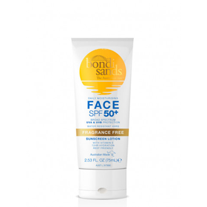 BONDI Sands SPF50 Face Lotion Tube 75ml